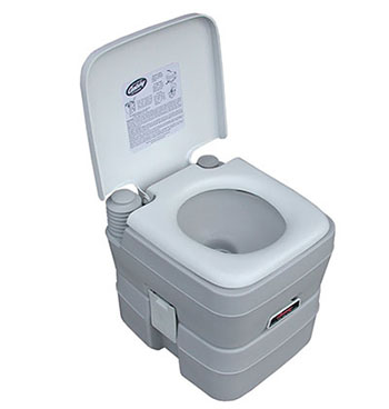 10. CENTURY 6210 5-GALLON PORTABLE TOILET