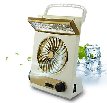 10. Portable Battery Operated Cooling Fan