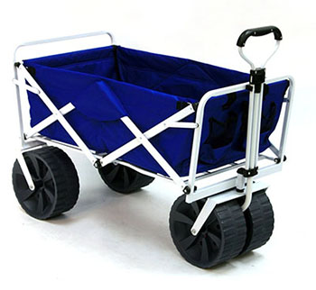 3. FOLDABLE BEACHCOMBER WAGON-Best Folding Wagons