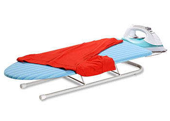 3. Honey – Can Do BRD -01435 Collapsible Table Top Ironing Board