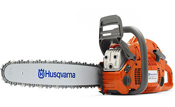 5. Husqvarna 460 24-Inch Rancher Chain Saw 60cc