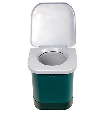 6. STANSPORT PORTABLE CAMP TOILET