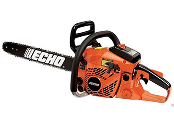 "7. Echo CS-400 18"" Gas Chainsaw"