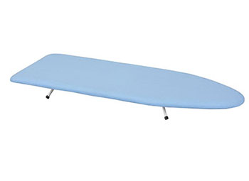 7. Household Essentials Presswood Table- Top Ironing board