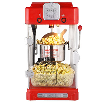 10. Great Northern Retro Style Popcorn Popper