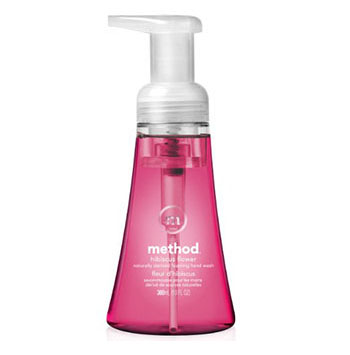 3. Method Foaming Hand Wash, Hibiscus Flower