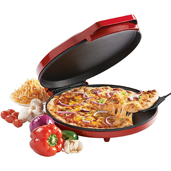 4. Betty Crocker BC-2958CR Pizza Maker-Red