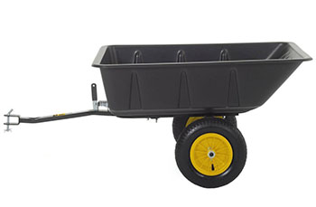 4. Polar Trailer 9393 LG7 Lawn And Garden Cart