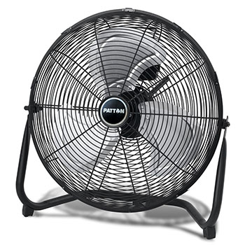 4. Patton PUF1810B-BM High-Velocity Fan