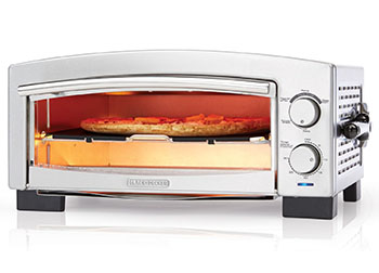 5. BLACK+DECKER P300S-Best Pizza Ovens