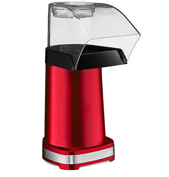 6. Cuisinart CPM-100MR Hot-Air Popcorn Maker