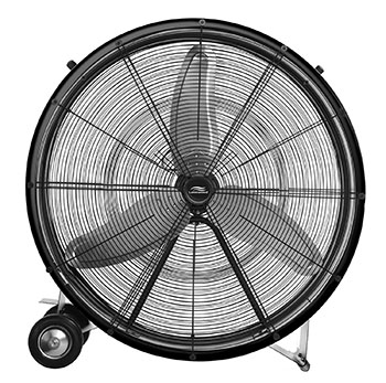 7. Lakewood 36-Inch Industrial Grade Drum Fan