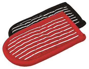 8. Lodge Striped Hot Handle Mitts-2 Pieces