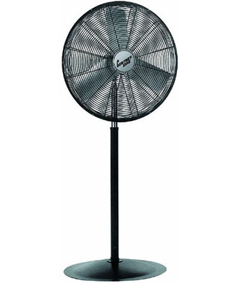 9. Comfort Zone CZHVP30 Industrial Fan