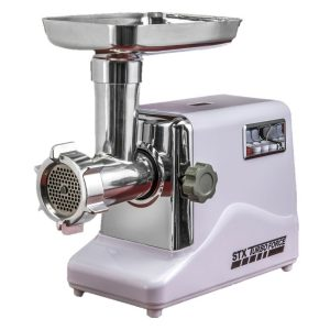 1. STX INTERNATIONAL STX -3000-TF TURBOFORCE ELECTRIC MEAT GRINDER - Best Electric Meat Grinders