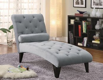 1. Coaster Home Furnishings Chaise Lounge