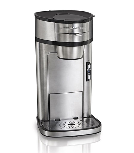 2. Hamilton Beach 49981A Coffee Machine