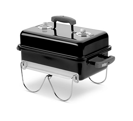 3. Weber 121020 Go Anywhere Charcoal Grill - Best Charcoal Grills