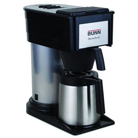 3. BUNN BT Velocity Coffee Brewer - Best Coffee Machines
