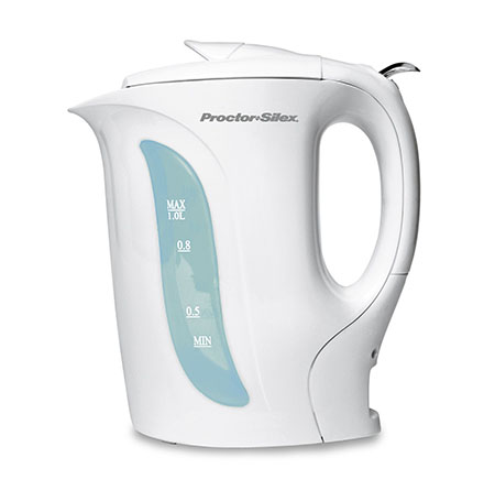 3. Proctor Silex K2070YA Electric Kettle - Best Electric Tea Kettles