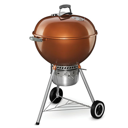 4. Weber 14402001 Charcoal Grill