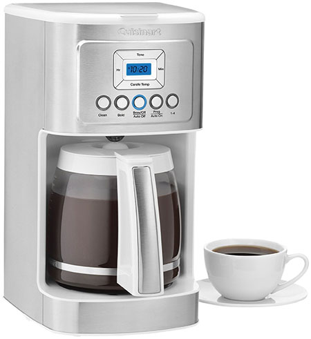7. Cuisinart DCC-3200 Perfect Temp 14- Cup Programmable