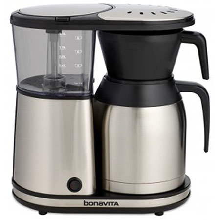 8. Bonavita BV 1900TS Coffee Machine