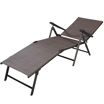 8. Giantex Pool Chaise Lounge Chair