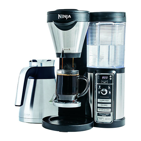 9. Ninja Coffee Bar Brewer System