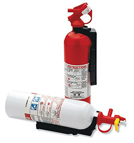 10. Sea-Doo Fire Extinguisher
