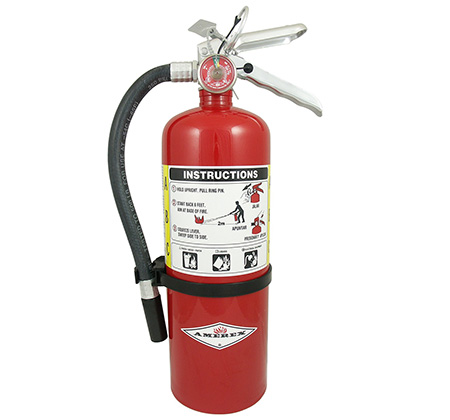 5. Amerex B402 ABC Fire Extinguisher