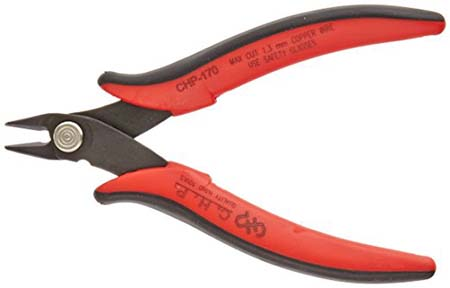1.Hakko Micro Soft Wire Cutter CHP-170 - Wire Cutters
