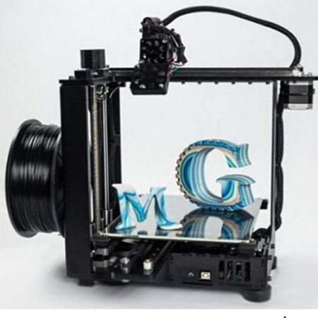 3. MakerGear M2 Desktop 3D Printer