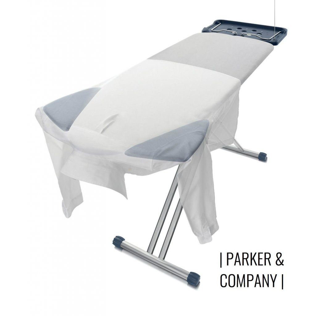 6. Parker Extra Wide Ironing Pro Board