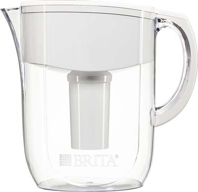 1. Brita Ten-Cup Everyday Pitcher - Best Water Pitcher