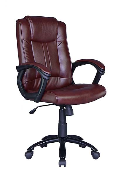 10. BestOffice Hydraulic Executive Leather Chair