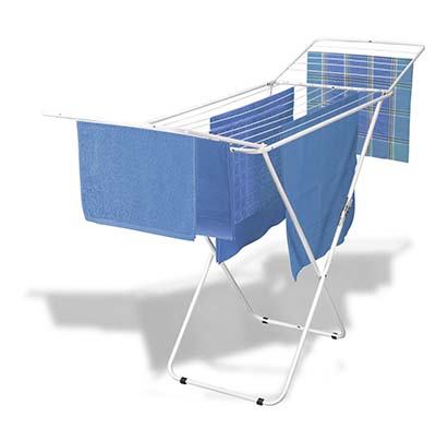 10. Metaltex USA Vulcano Drying Rack