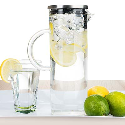 2. BobuCuisine Elegant Chill Pitcher
