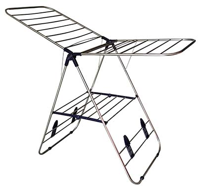 2. EWEI's HomeWares Heavy Duty Drying Rack