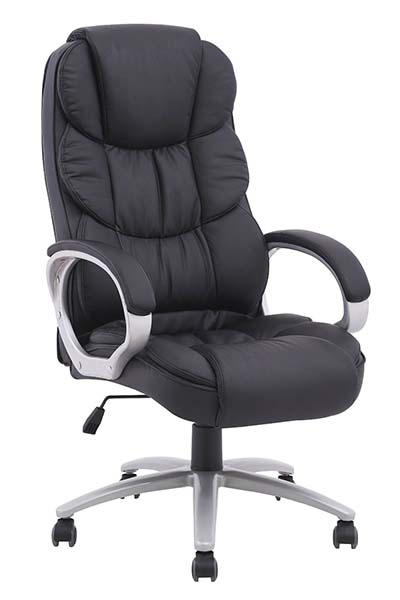 5. BestOffice PU Leather High Back Chair