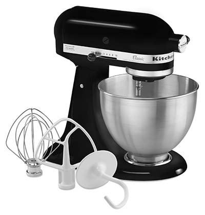 5. KitchenAid K45SSOB Classic Series
