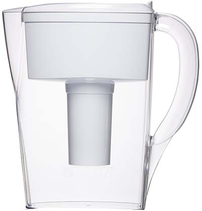 6. Brita Six-Cup Space Saver Water Pitcher