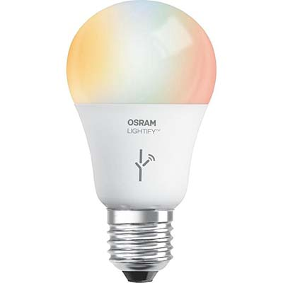 9. Osram SYLVANIA LIGHTIFY Smart LED Light