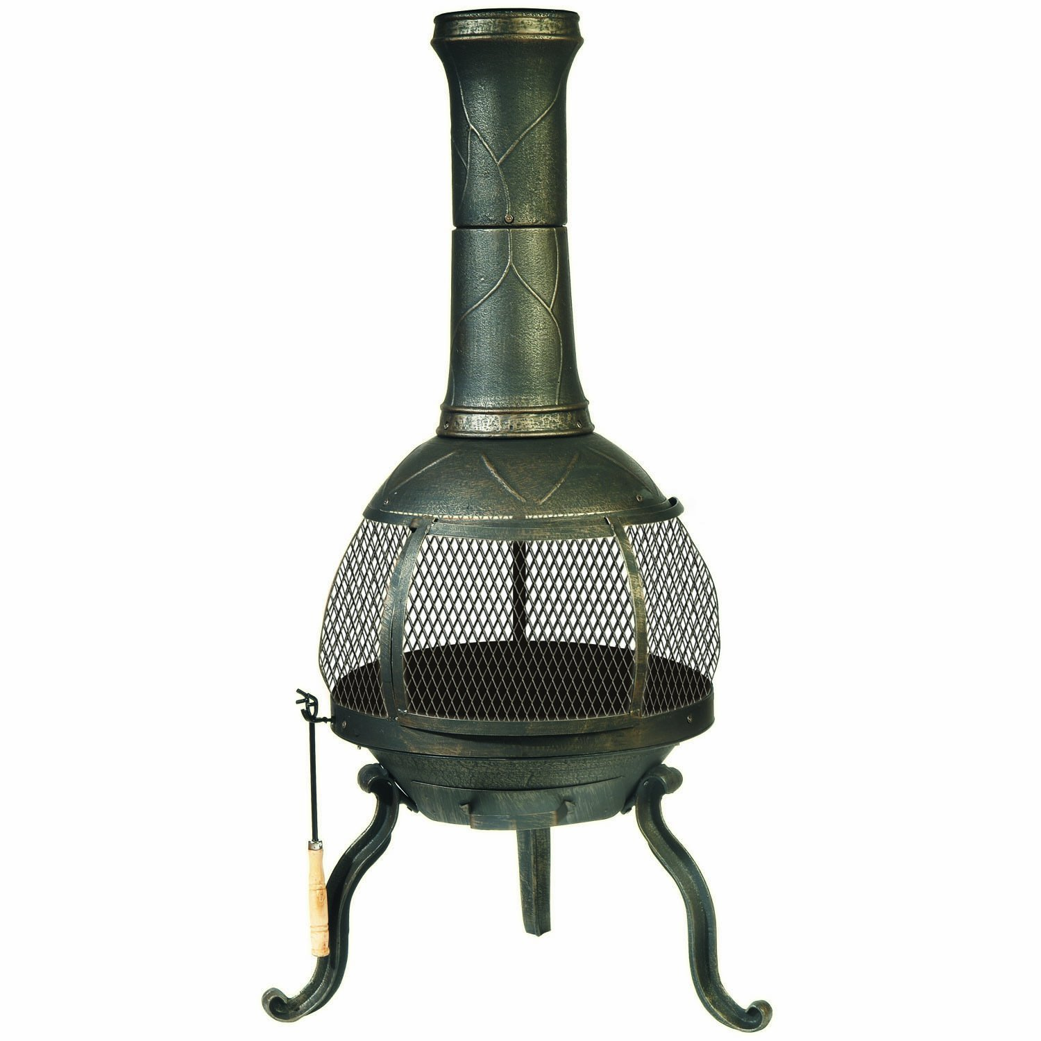 Deckmate Outdoor Fireplace