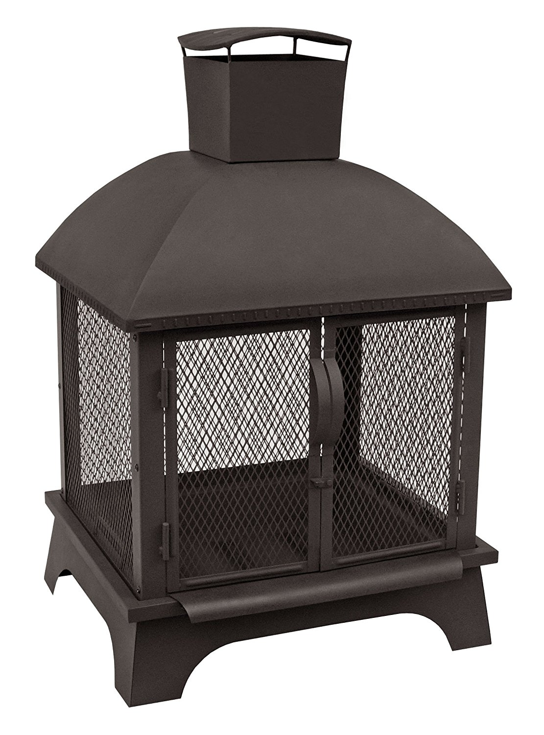 Top 10 Best Outdoor Fireplaces In 2017 Reviews . Char Broil Outdoor Patio  ...