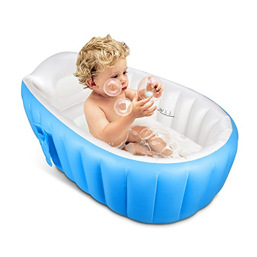 Top 10 Best Baby Bathtubs in 2018 - TopHomeStuff