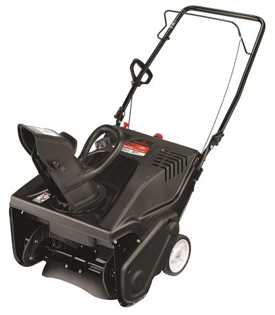 1. Remington 21-inch Snow Thrower (RM2120)