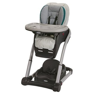 1. Graco Sapphire Blossom High Chair (6-in-1)