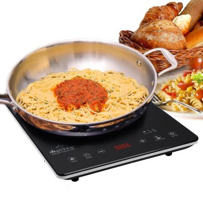 1. DUXTOP UltraThin Portable Induction Cooktop Burner - Portable Induction Cooktop Burner