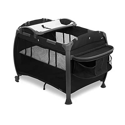 10. Joovy Black Playard & Nursery Center
